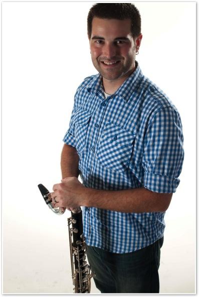 Calvin Falwell, Bass Clarinet